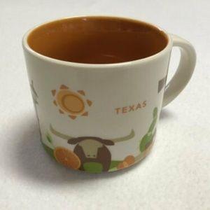 Starbucks Texas You Are Here 2015 Coffee Tea Mug